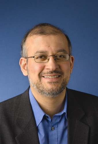 Mohammad Fazlhashemi, professor of History of Ideas, Umeå university